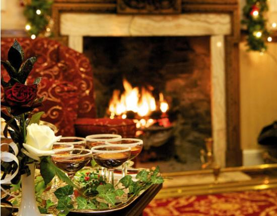 Pre-Christmas at the Livermead